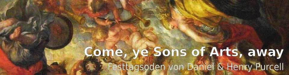 »Come, ye Sons of Arts« – The Purcells' Ceremonial Odes