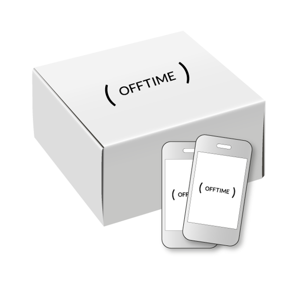 Double ( OFFTIME ) app package (discount deal)