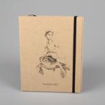 """""""Below sealevel"""" (black/carton) – Swiss Brochure"""