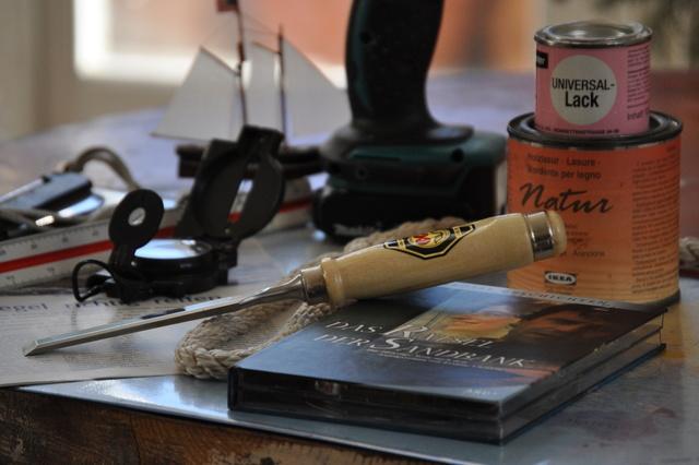 Timpe Te zur See - Jugend restauriert Film-Boot
