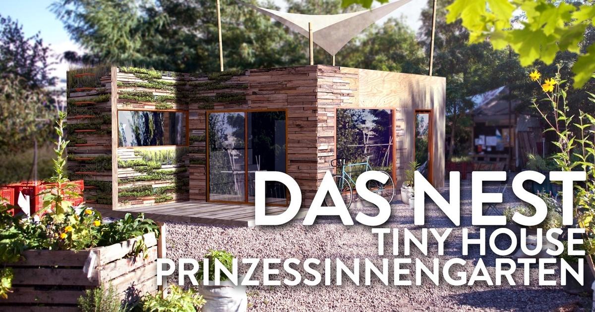 das nest selbstbausatz f r ein tiny house. Black Bedroom Furniture Sets. Home Design Ideas