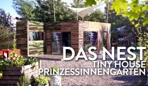 The Nest - build a tiny house in Berlin