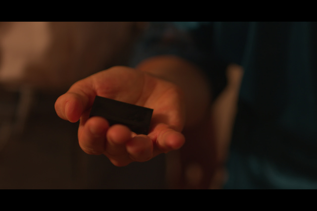Vom Fallen der Dominosteine - Kurzfilm