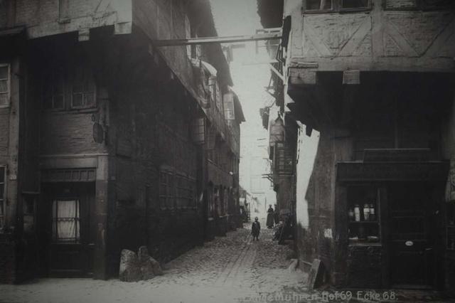 Wir waren das dunkle Herz der Stadt. Dokumentation