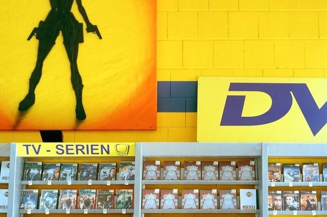 Derzeit Verliehen - ein Fotobuch zu deutschen Videotheken