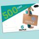 PAPPKA® Gutschein für B2B-Partner