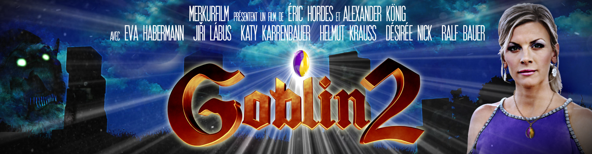 """Filmprojekt """"Goblin 2"""" mit Eva Habermann"""