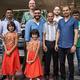 Besuch des Wasserprojekts in Bangladesch