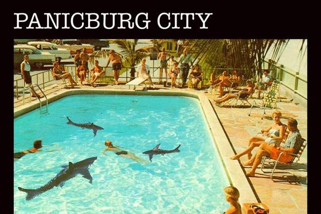 Panicburg City-4-Track-EP