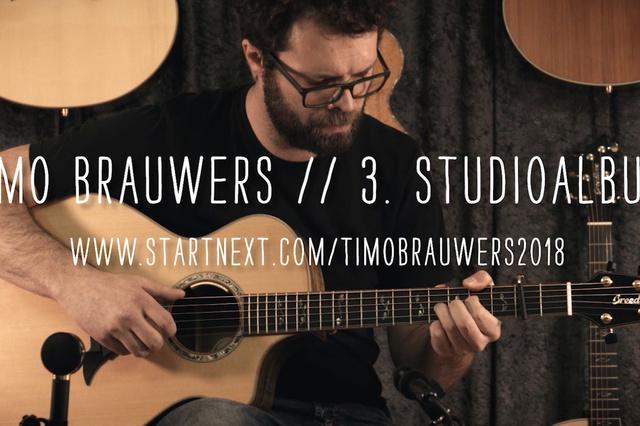 Timo Brauwers // 3. Studioalbum