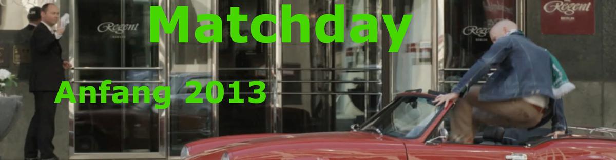 Matchday - ein Film von Block B Berlin