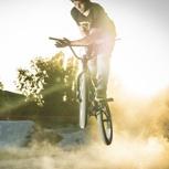 BMX Fotoshooting mit Jan Bekurtz