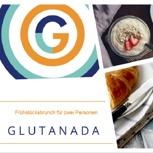 Glutanada-Frühstücksbrunch für 2 Personen