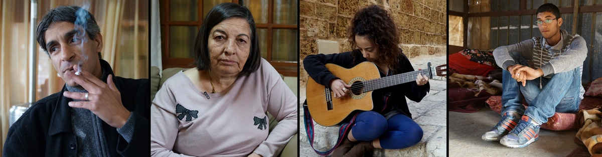 Documentary: marginalized -  مهمشون