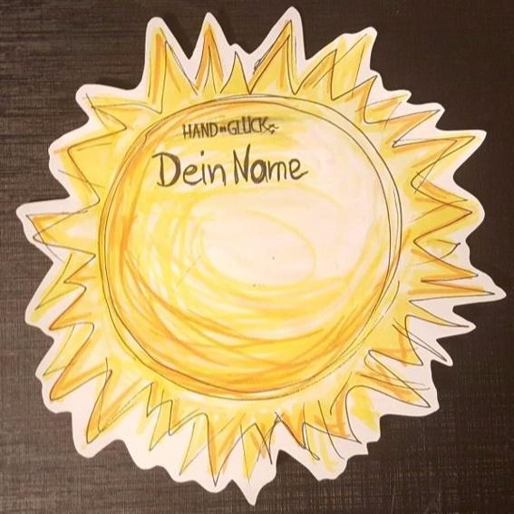 "Sonne am ""Sky of Fame"""