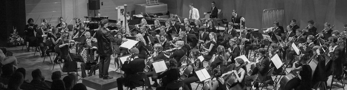 Landesjugendorchester Sachsen - Uraufführung
