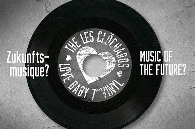 THE LES CLÖCHARDS - Neues Album