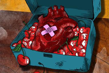 Herz zum Mitnehmen