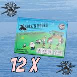 12 x Spiel / Händlerbadge mittel