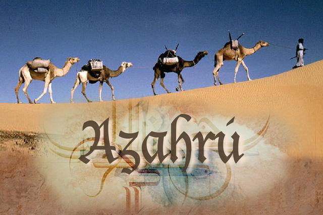 Azahrú - Wer den Weg verliert
