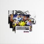 Postkarten - Set und ROG-Sticker