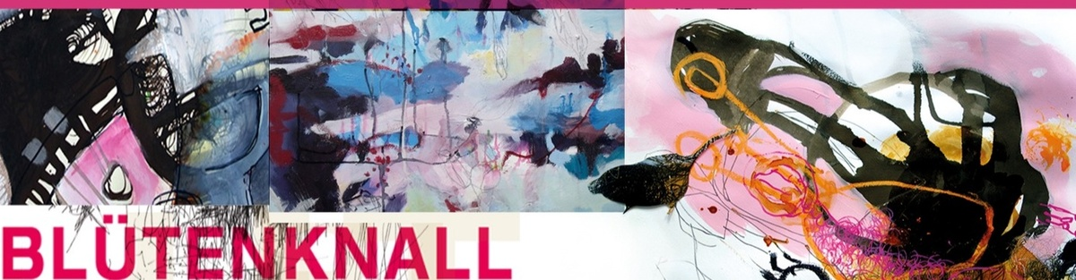 Blütenknall, Kunst- und Lyrikband
