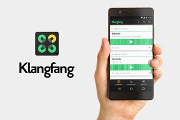 Klangfang — Die Community App für Klangentdecker