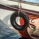TukTuk Reifen aus Sri Lanka