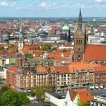 Führung durch Hannover