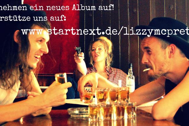 Lizzy McPretty im Swingerclub goes Vinyl
