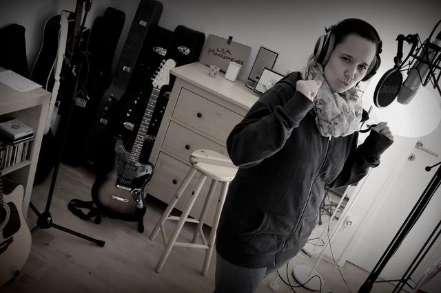 LiLa Mondscheiner Debütalbum