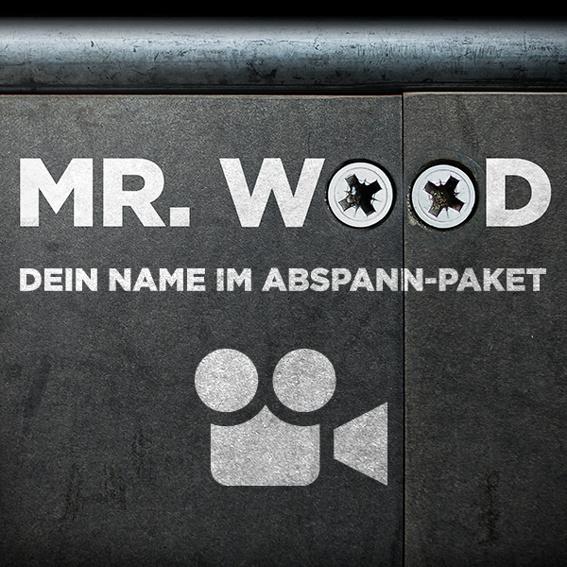 Dein Name im Abspann-Paket