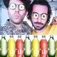 Lemonaid drink + Original Gurkenbrille