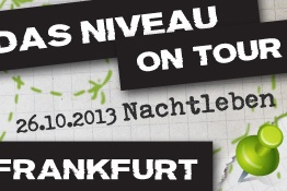 Das Niveau - Rockt! - FRANKFURT (Nachtleben)