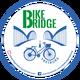 Bike Bridge Sticker