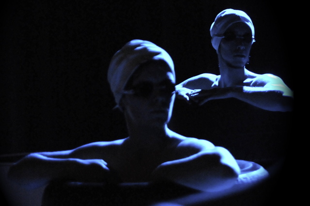 TWIN SPOTS - NEWPRODUCTION BY GO PLASTIC DANCE THEATRE