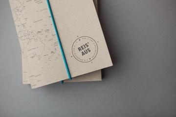 Reis' aus - das erste Non-Profit Reisehandbuch.