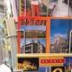 Wienpostkarte mit Originalzeichnung auf der Rückseite | Unikat |  inkl. Porto