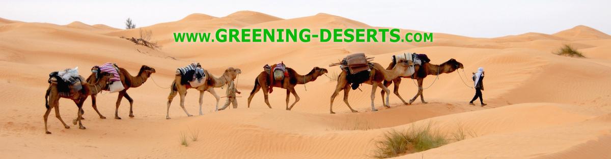 Greening Deserts Camp