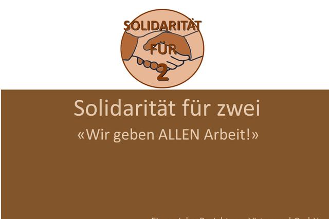 Solidarität für zwei