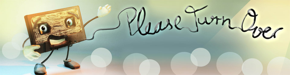 Please Turn Over - Animated Short Film