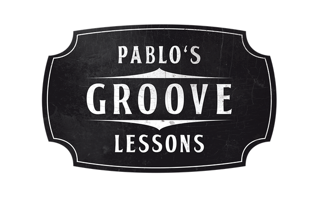 Pablo's Groove Lessons