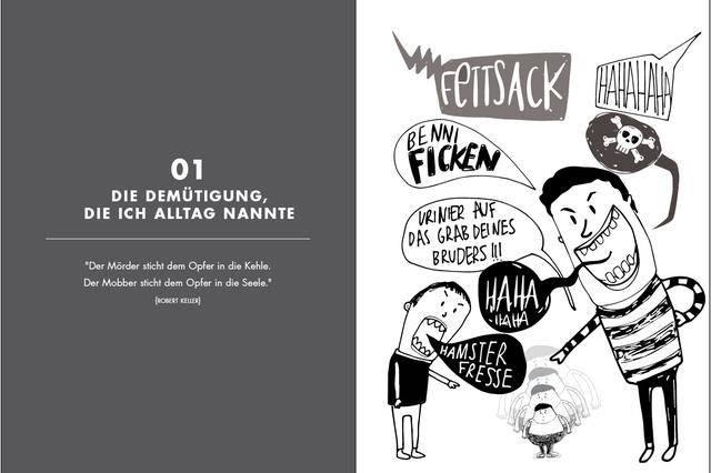 Benjamin Fokken - Das Buch gegen Mobbing!