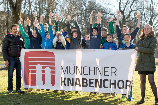 Münchner Knabenchor: Konzert 30.4.15 - München: Mozart-Requiem
