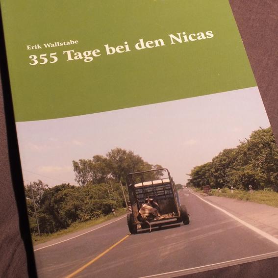 """Buch """"355 Tage bei den Nicas"""""""