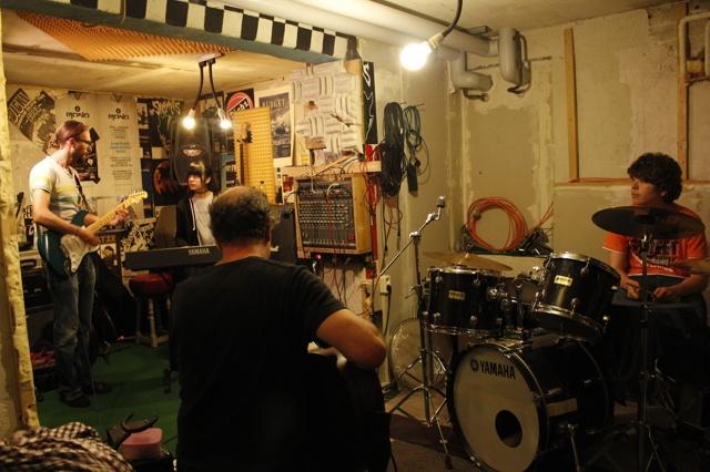 Musiqa - Musikworkshops in Palästina