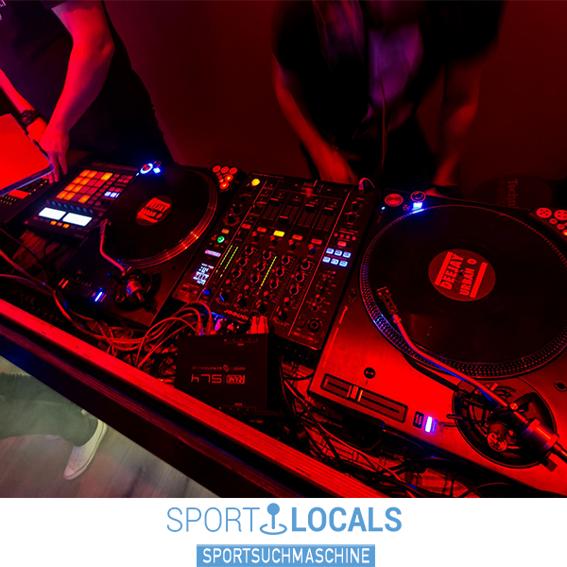 DJ Urban O Auftritt