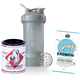Power package with BAOWOW Hydration and BlenderBottle ProStak®: