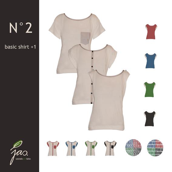 T-Shirt No. 2 (Women)