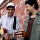 Akkustikgig von Don Caramelo und Paco Mendoza